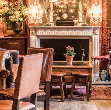 Cocktail Lounge at the Zetter Townhouse Clerkenwell feature image