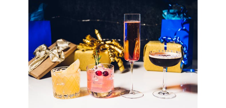 4 Absolut Cocktails To Make Over The Holidays