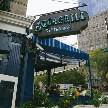 Aquagrill feature image