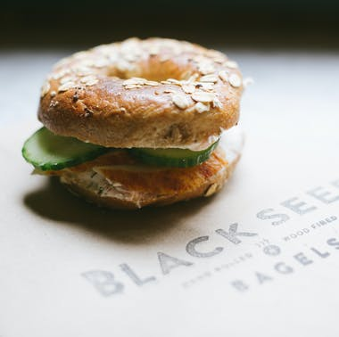 Black Seed Bagels feature image