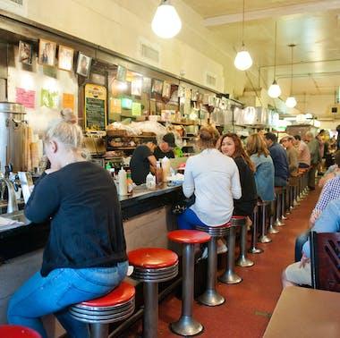 Eisenberg's Sandwich Shop feature image