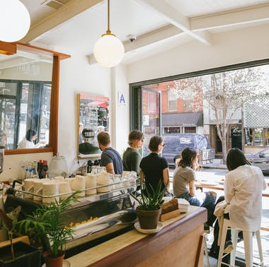 El Rey Coffee Bar & Luncheonette feature image