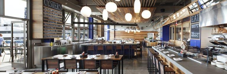 Hog Island Oyster Bar San Francisco Review