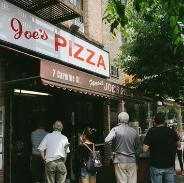 Joe's Pizza feature image