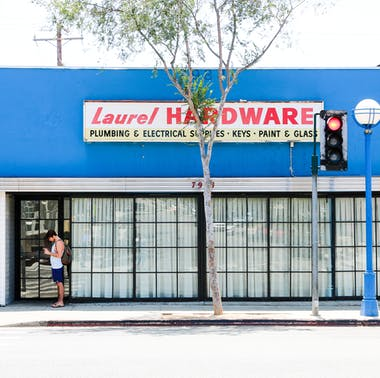 Laurel Hardware feature image