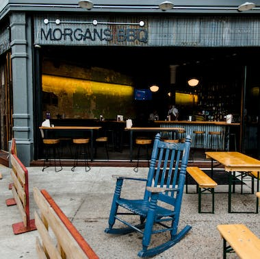 Morgan's BBQ feature image