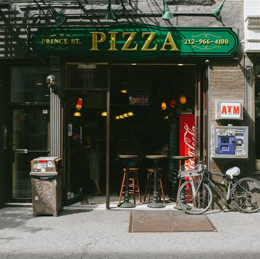Prince Street Pizza feature image