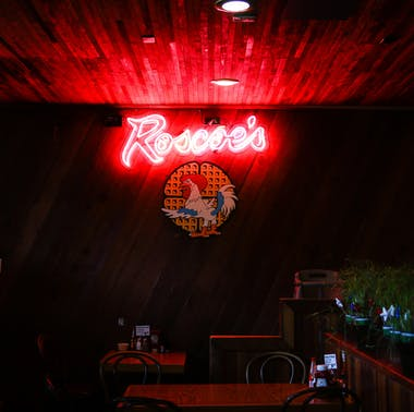 Roscoe's Chicken And Waffles feature image