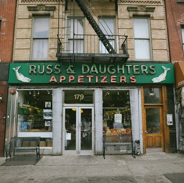 Russ & Daughters feature image