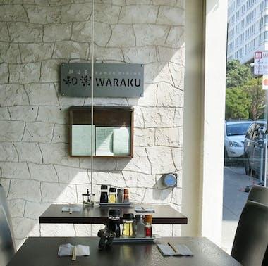 Waraku feature image