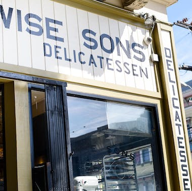 Wise Sons Jewish Delicatessen feature image
